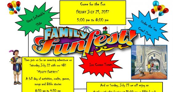 VBS Poster Carnival
